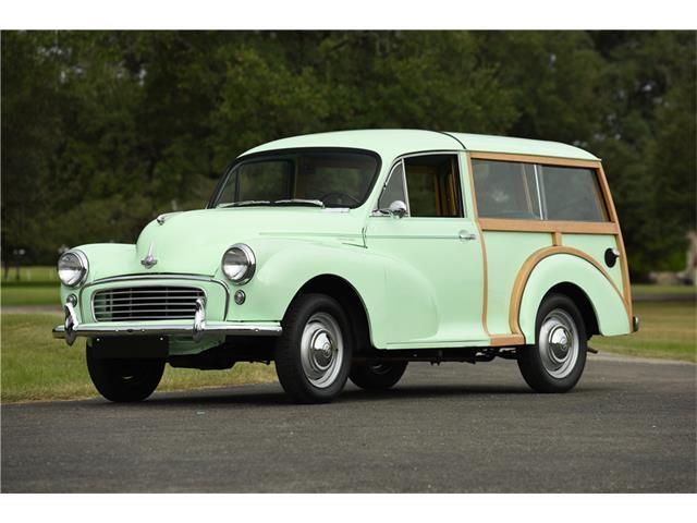 1956 Morris Minor | 928833
