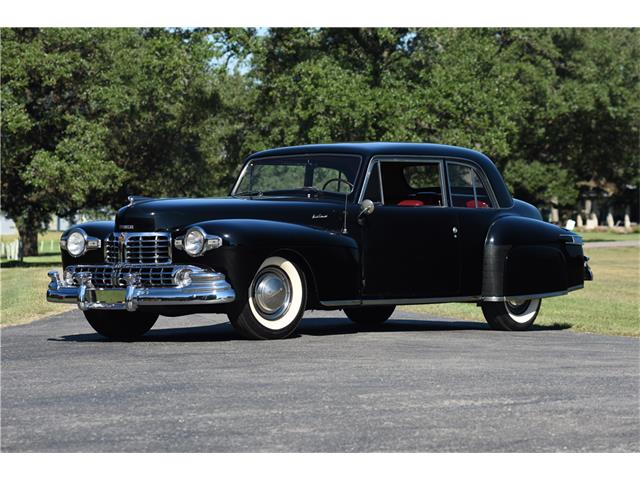 1948 Lincoln Continental | 928835