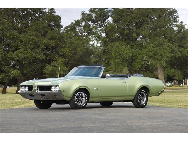 1969 Oldsmobile 442 | 928836