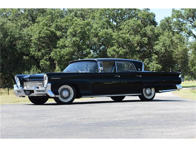 1958 Lincoln Continental | 928837