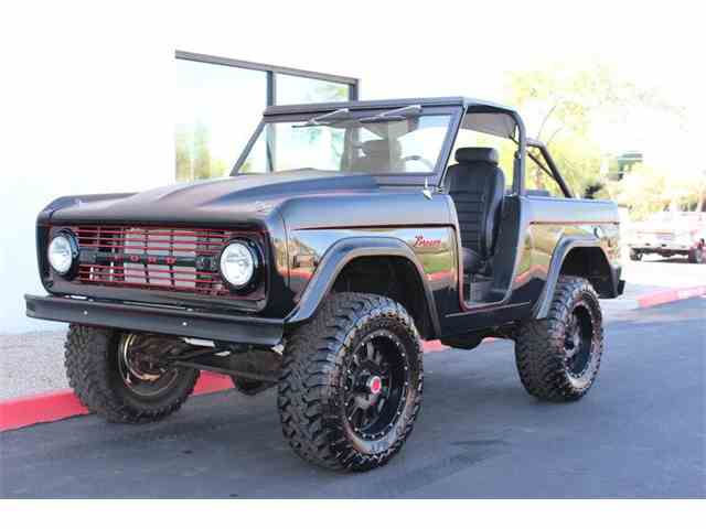 1971 Ford Bronco | 920884