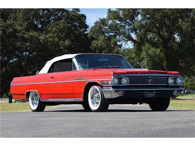 1963 Buick Wildcat | 928840