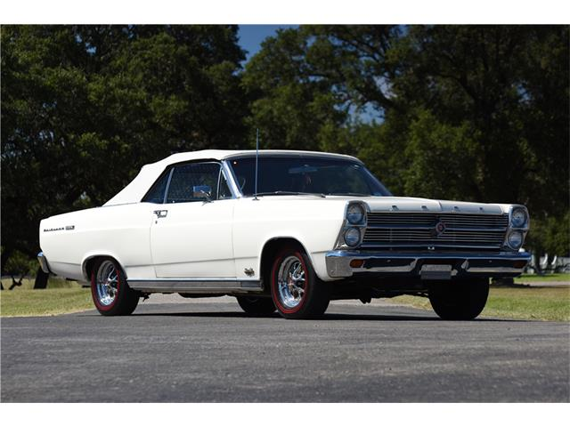 1966 Ford Fairlane 500 XL | 928843