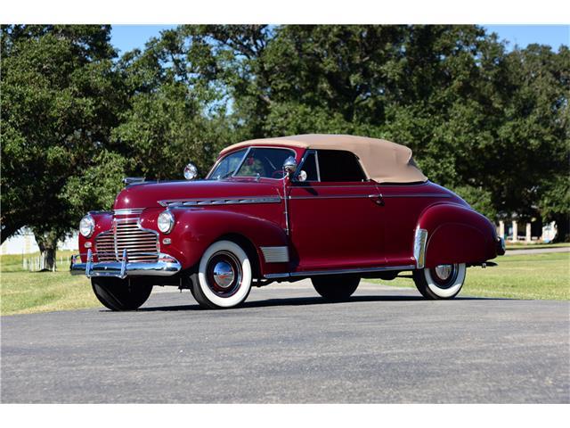 1941 Chevrolet Special Deluxe   928846