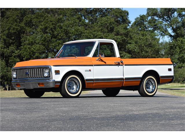 1972 Chevrolet C/K 10 | 928848