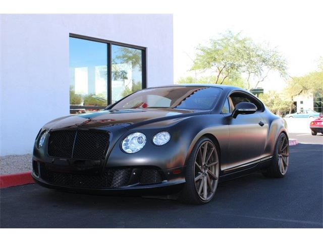 2013 Bentley Continental | 920885