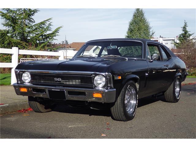 1969 Chevrolet Nova   928852