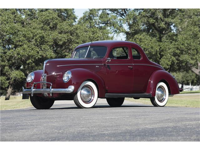 1940 Ford Business Coupe   928853
