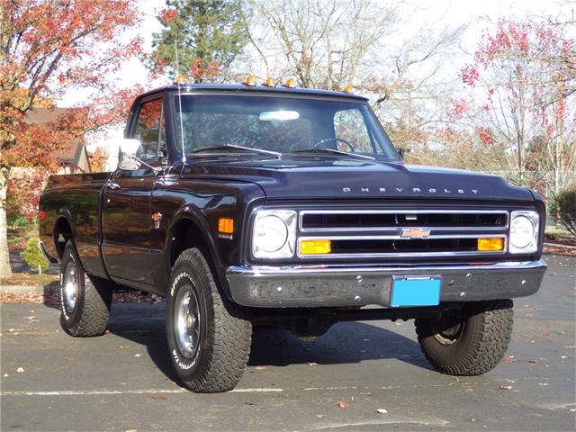 1968 Chevrolet C/K 10 | 928854