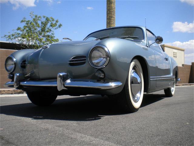 1957 Volkswagen Karmann Ghia | 928855
