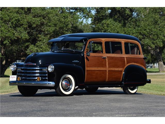 1948 Chevrolet Suburban   928858