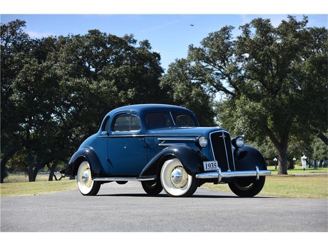 1935 Chevrolet Deluxe | 928861