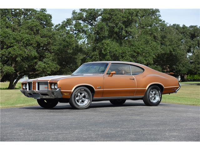 1972 Oldsmobile Cutlass | 928867