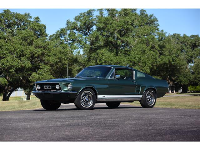 1967 Ford Mustang GT | 928869