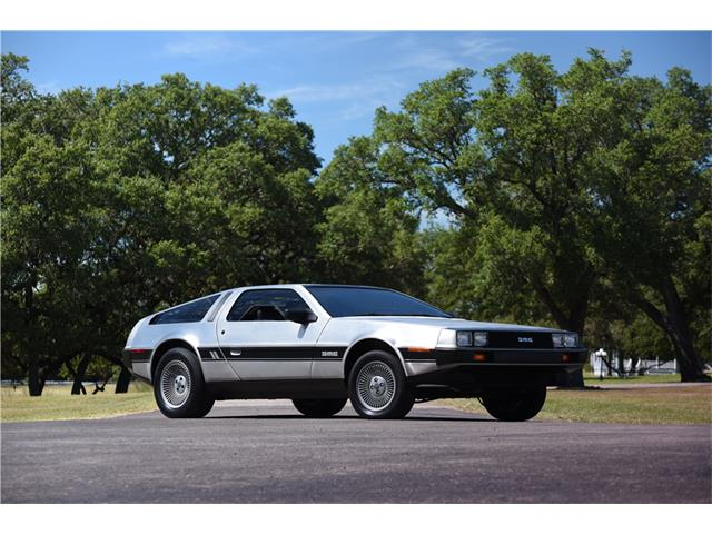 1981 DeLorean DMC-12 | 928870