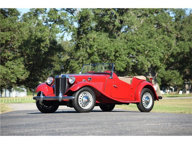 1953 MG TD | 928872