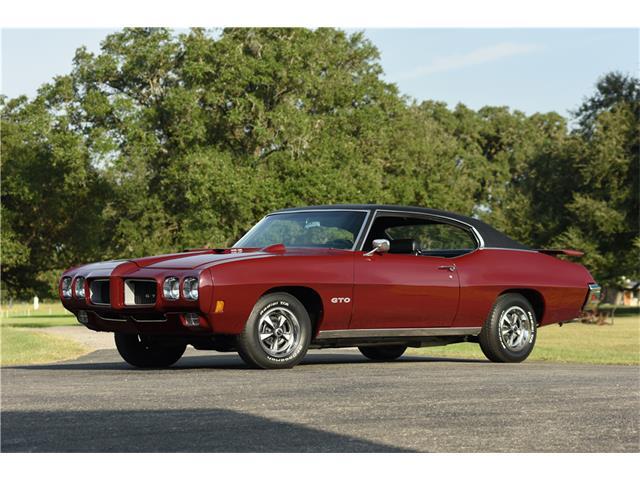 1970 Pontiac GTO | 928876
