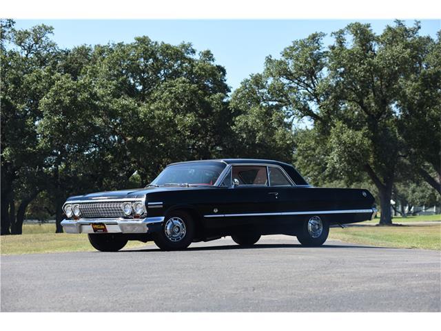 1963 Chevrolet Impala SS | 928877