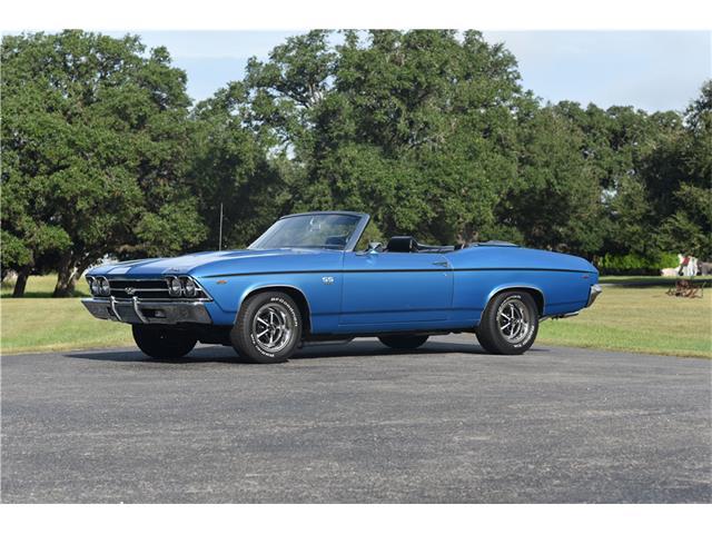 1969 Chevrolet Chevelle | 928881