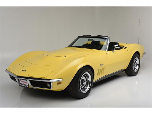 1969 Chevrolet Corvette | 928885