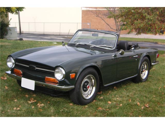 1971 Triumph TR6 | 928888