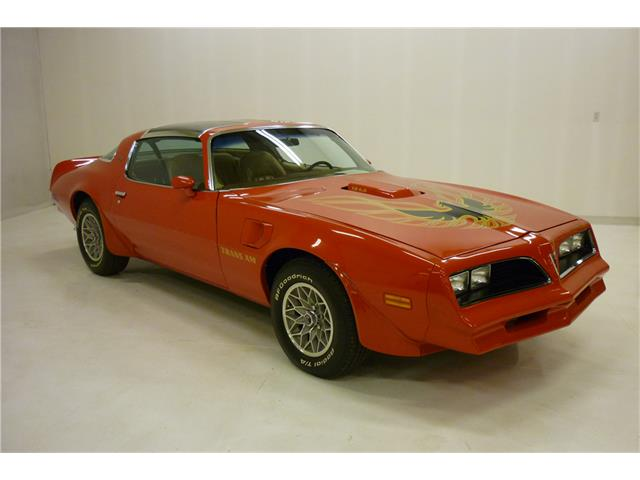 1977 Pontiac Firebird Trans Am | 928891