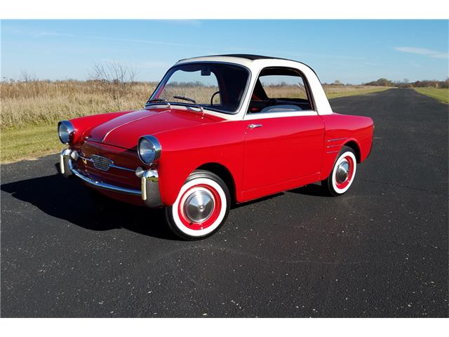 1958 AUTOBIANCHI TRANSFORMABLE | 928892