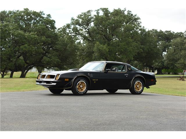 1976 Pontiac Firebird Trans Am | 928908