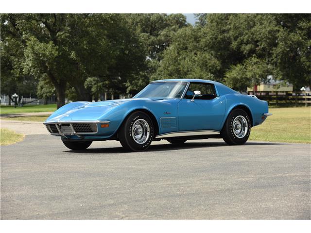1971 Chevrolet Corvette | 928915