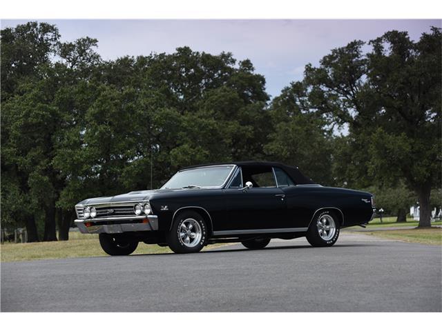 1967 Chevrolet Chevelle Malibu | 928916