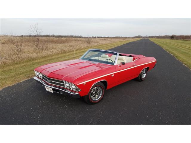 1969 Chevrolet Chevelle SS | 928920