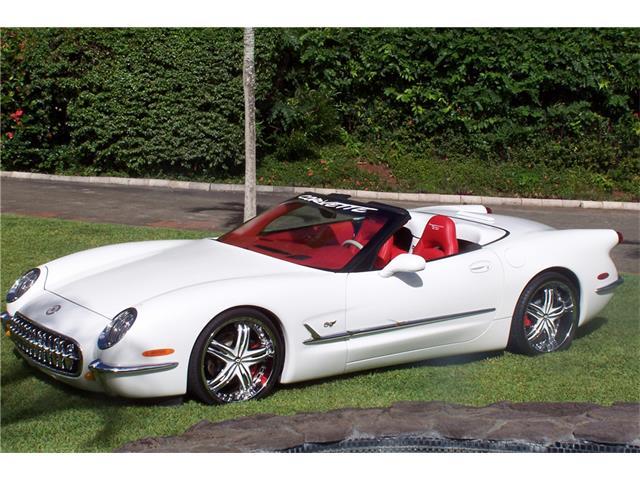 2002 Chevrolet Corvette | 928922