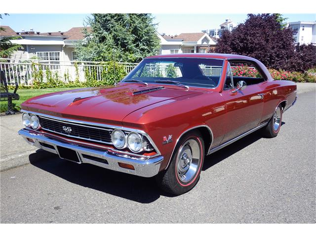 1966 Chevrolet Chevelle SS | 928926