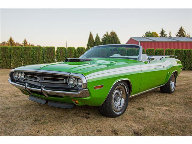 1971 Dodge Challenger   928933