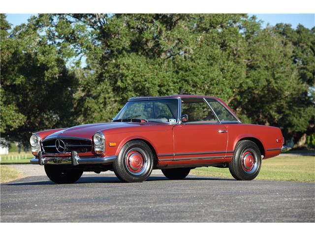 1966 Mercedes-Benz 230SL   928944