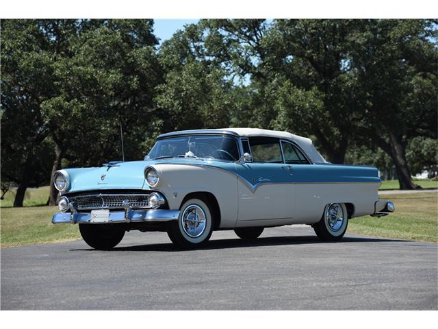 1955 Ford Sunliner   928945