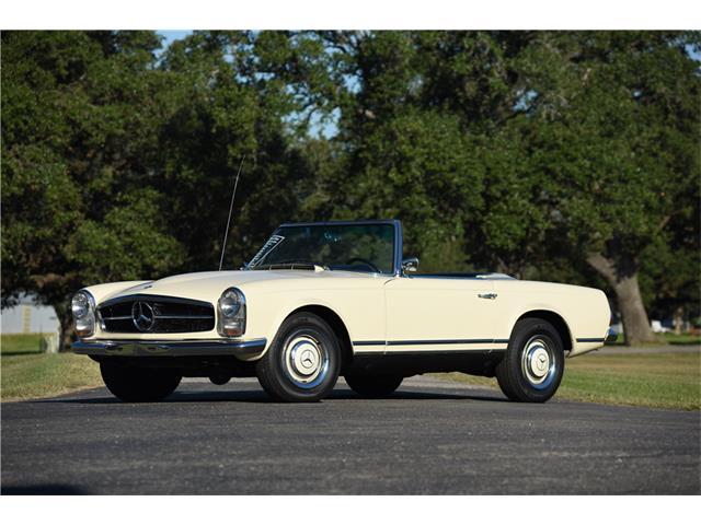 1966 Mercedes-Benz 230SL | 928958
