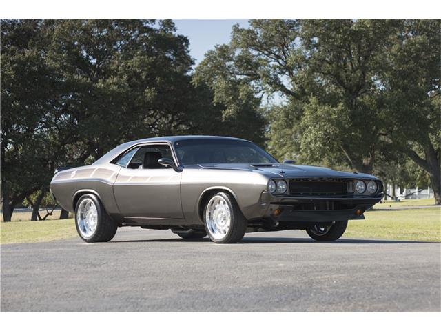 1970 Dodge Challenger   928960