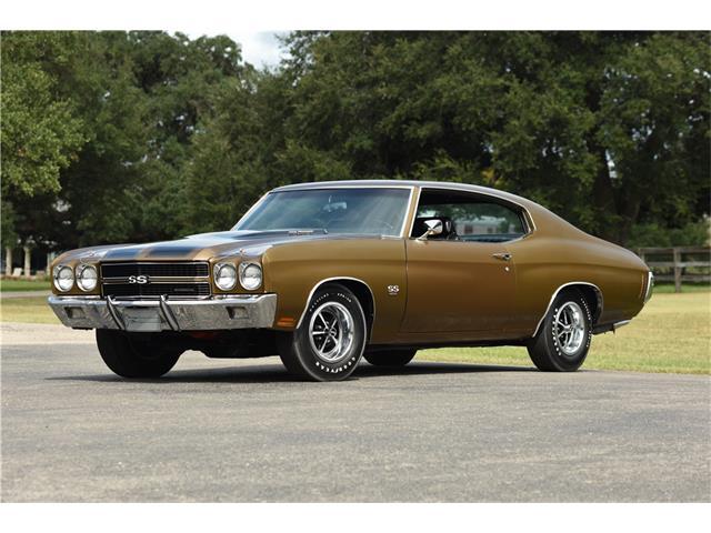 1970 Chevrolet Chevelle   928963