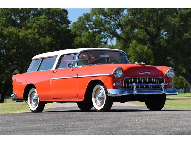 1955 Chevrolet Nomad | 928965