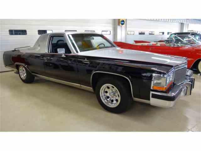 1981 Cadillac Fleetwood Brougham | 920897
