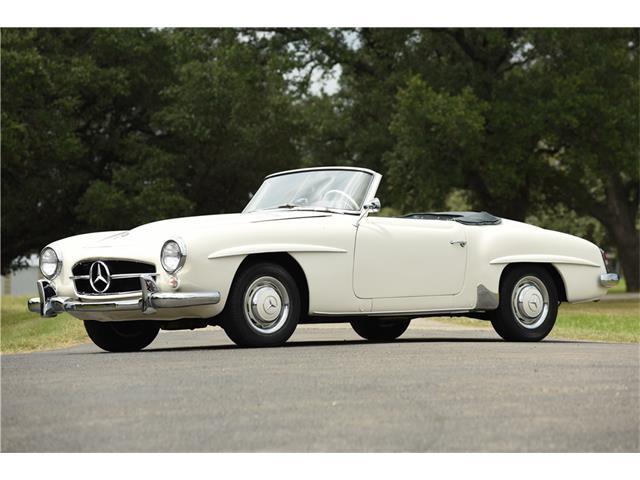 1956 Mercedes-Benz 190SL | 928982