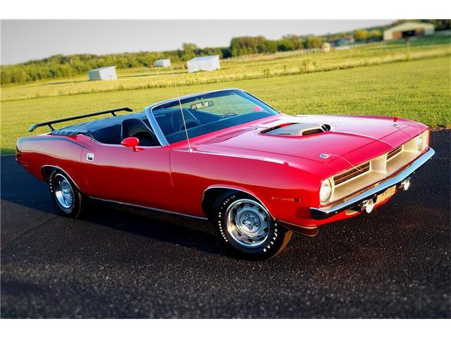 1970 Plymouth Barracuda   928984
