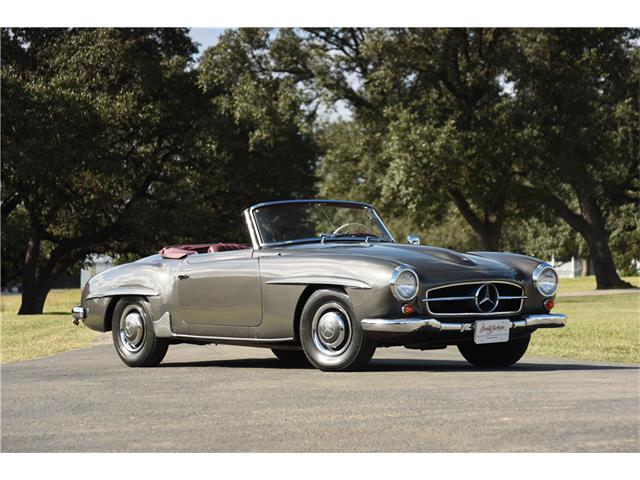 1959 Mercedes-Benz 190SL | 928985