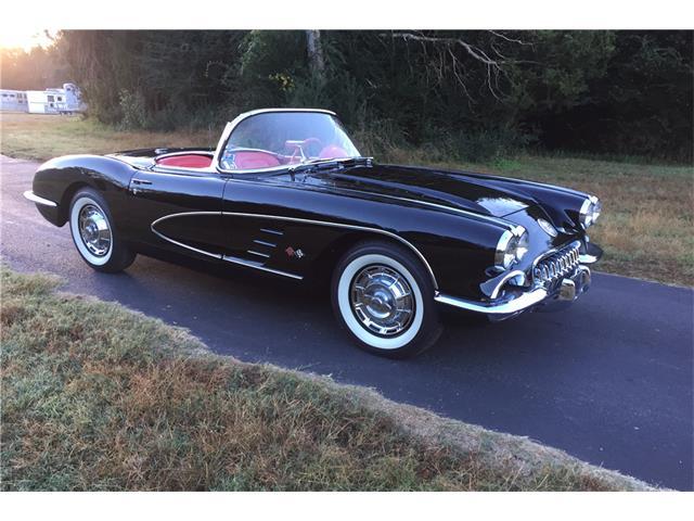 1960 Chevrolet Corvette | 928988