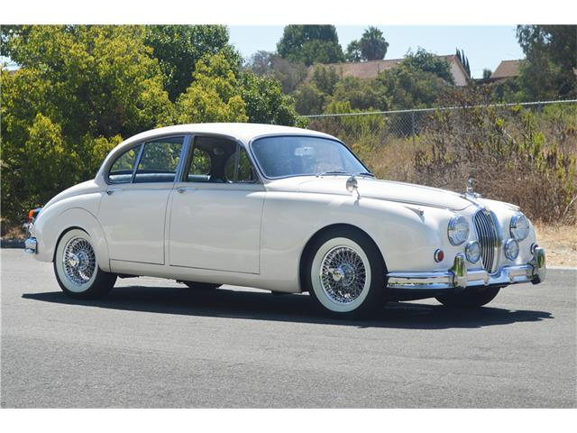 1964 Jaguar Mark II | 928991
