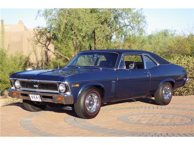1969 Chevrolet Nova SS   928994