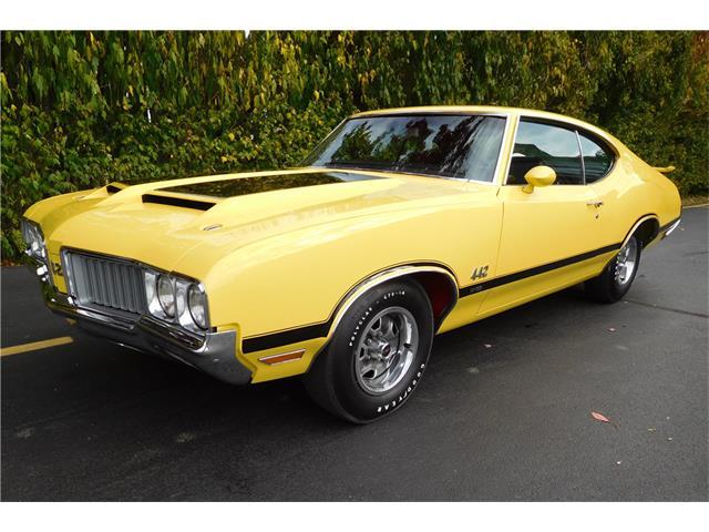 1970 Oldsmobile 442   928999
