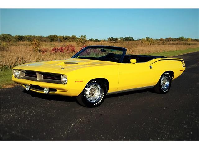 1970 Plymouth Cuda | 929001