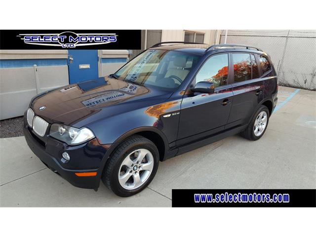 2007 BMW X3 | 920901